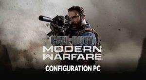configuration-pc-CoD-modern-warfare