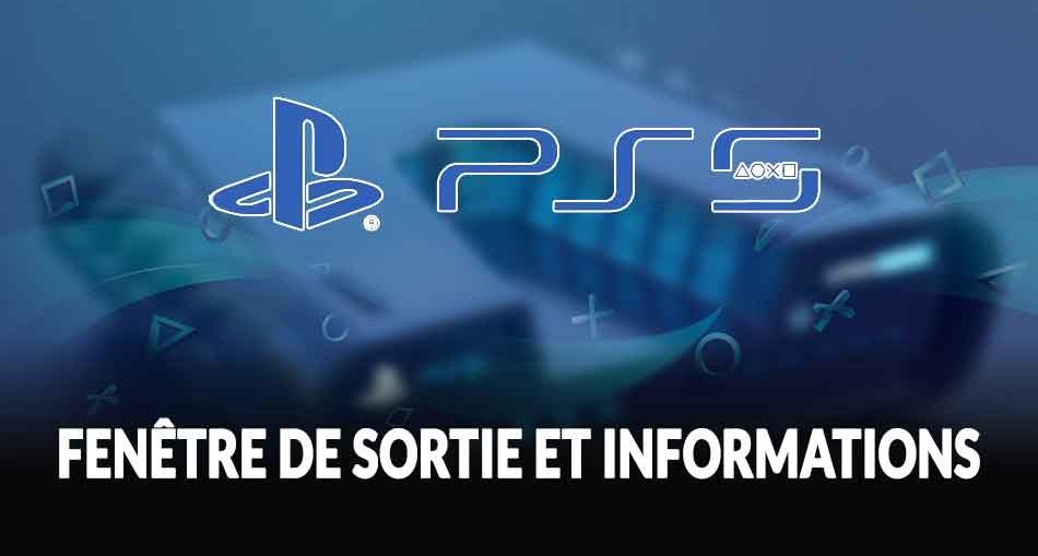 console-ps5-playstation-5-sony-sortie-infos