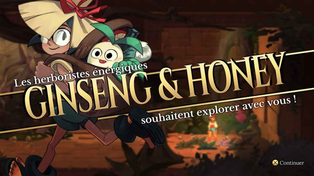 indivisible-recrutement-personnage-ginseng-et-honey