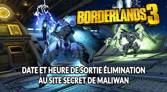 heure-de-sortie-dlc-mission-elimination-maliwan-borderlands-3