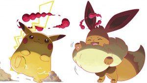 pokemon-epee-bouclier-pikachu-et-evoli-transformation-gigamax