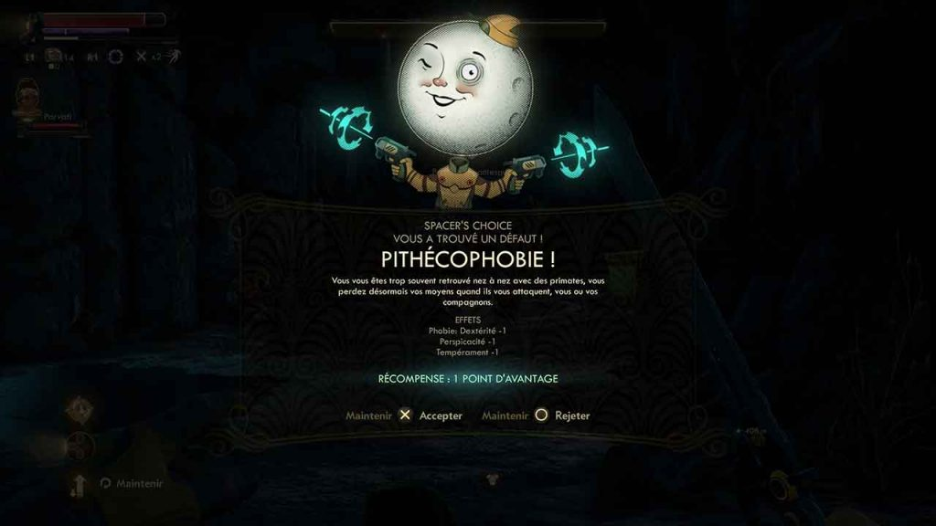 the-outer-worlds-phobie-pithecophobie