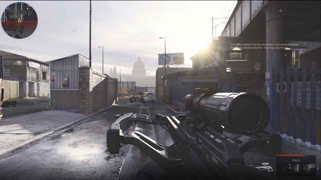 Call-of-Duty-Modern-Warfare-nouvelle-arme-arbalete