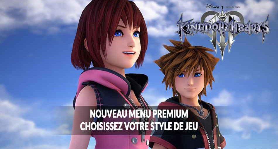 Kingdom-Hearts-3-Remind-nouveau-mode-de-difficulte-menu-premium