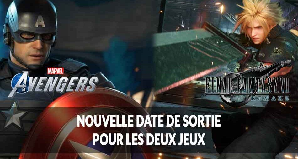avengers-et-ff-7-remake-nouvelle-date-de-sortie