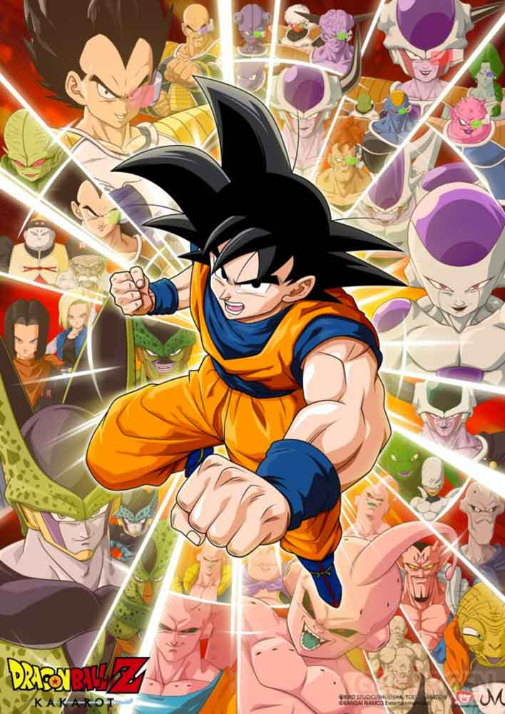 liste-personnages-dragon-ball-z-kakarot