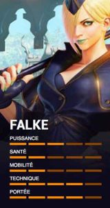 Falke-personnage-de-street-fighter-V-champion-edition