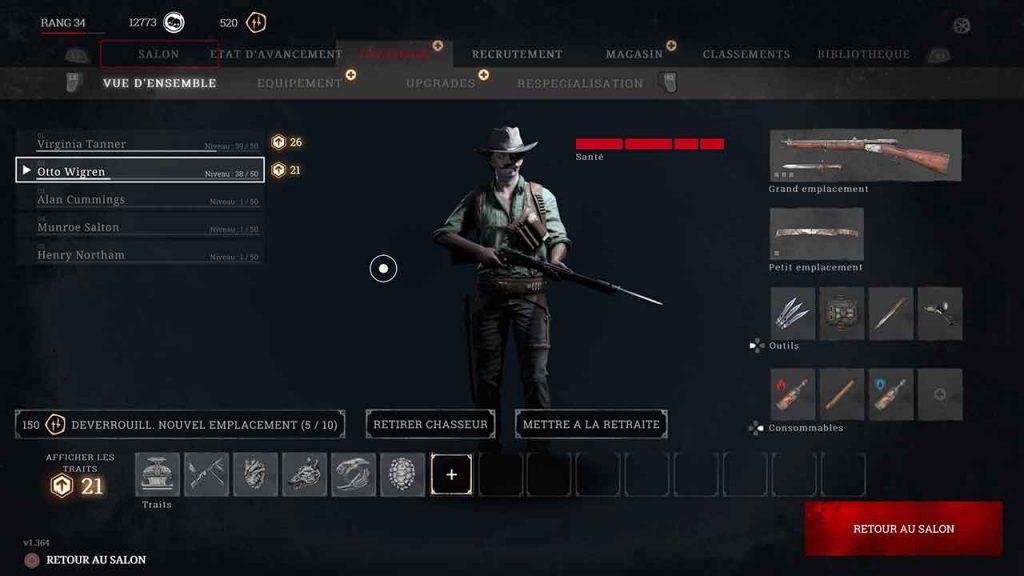 Hunt-Showdown-chasseurs-et-traits