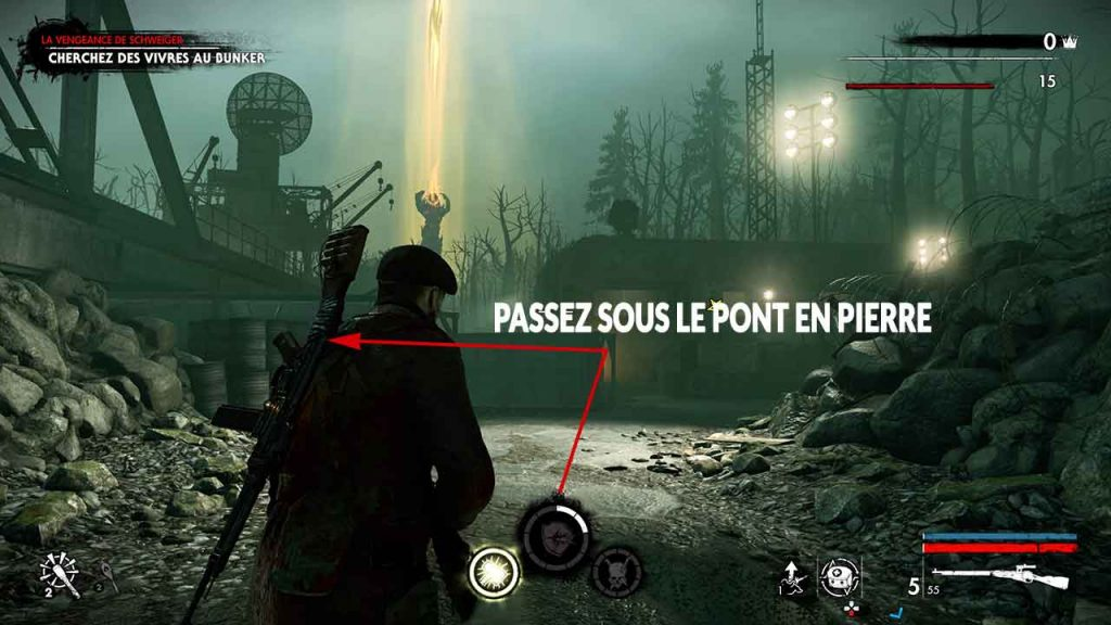 Zombie-Army-4-Dead-War-chapitre-3-mission-4-emplacement-kit-amelioration-arme