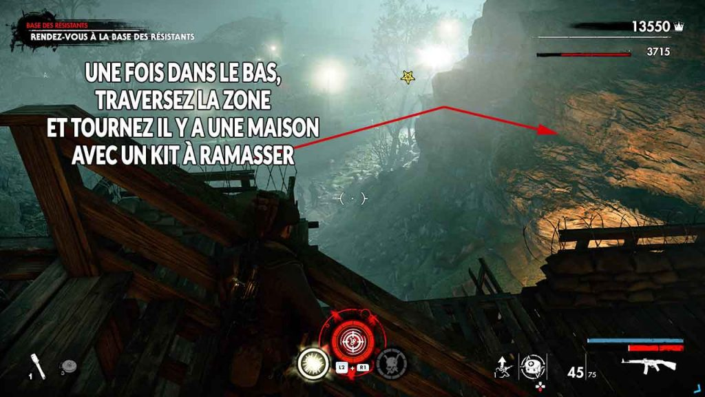 Zombie-Army-4-Dead-War-chapitre-5-mission-1-kit-amelioration-arme
