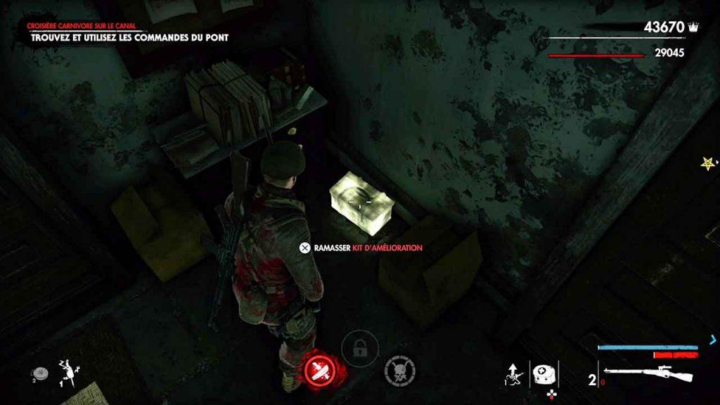 Zombie-Army-4-Dead-War-kit-amelioration-chapitre-2-mission-1