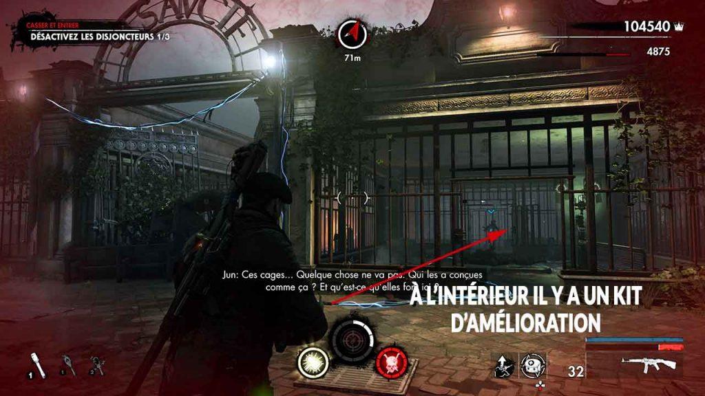 Zombie-Army-4-Dead-War-kit-amelioration-chapitre-4-mission-1