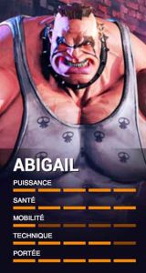 abigail-personnage-de-street-fighter-V-champion-edition