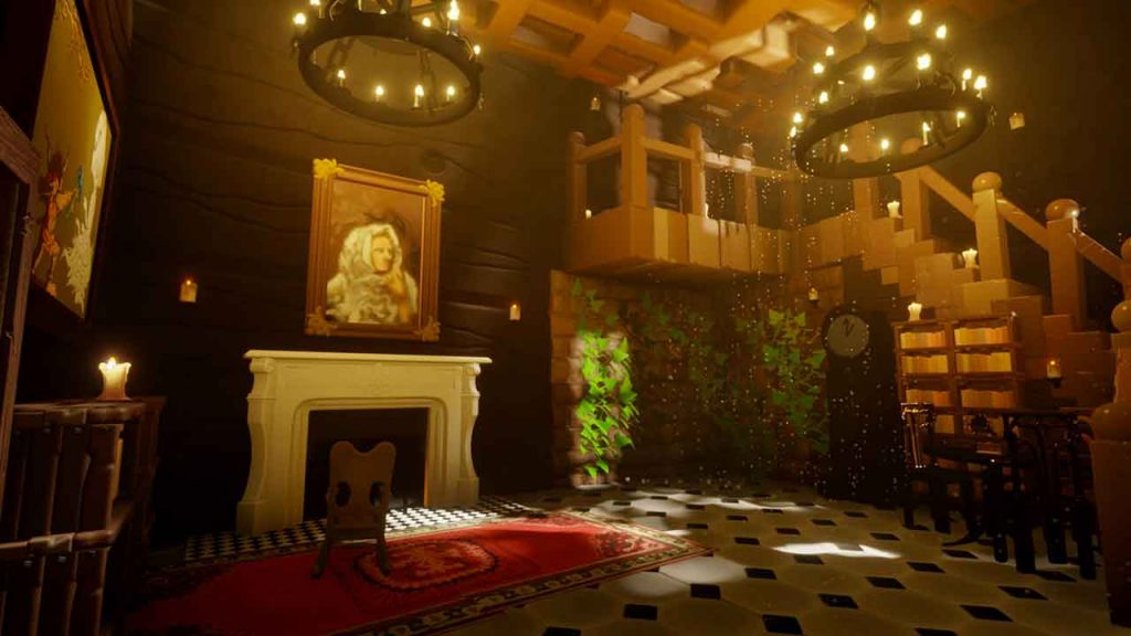 escape-the-mysterious-house-creation-avec-logiciel-dreams-playstation