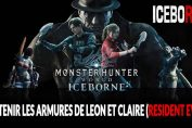 guide-armure-leon-et-claire-resident-evil-monster-hunter-world-iceborne