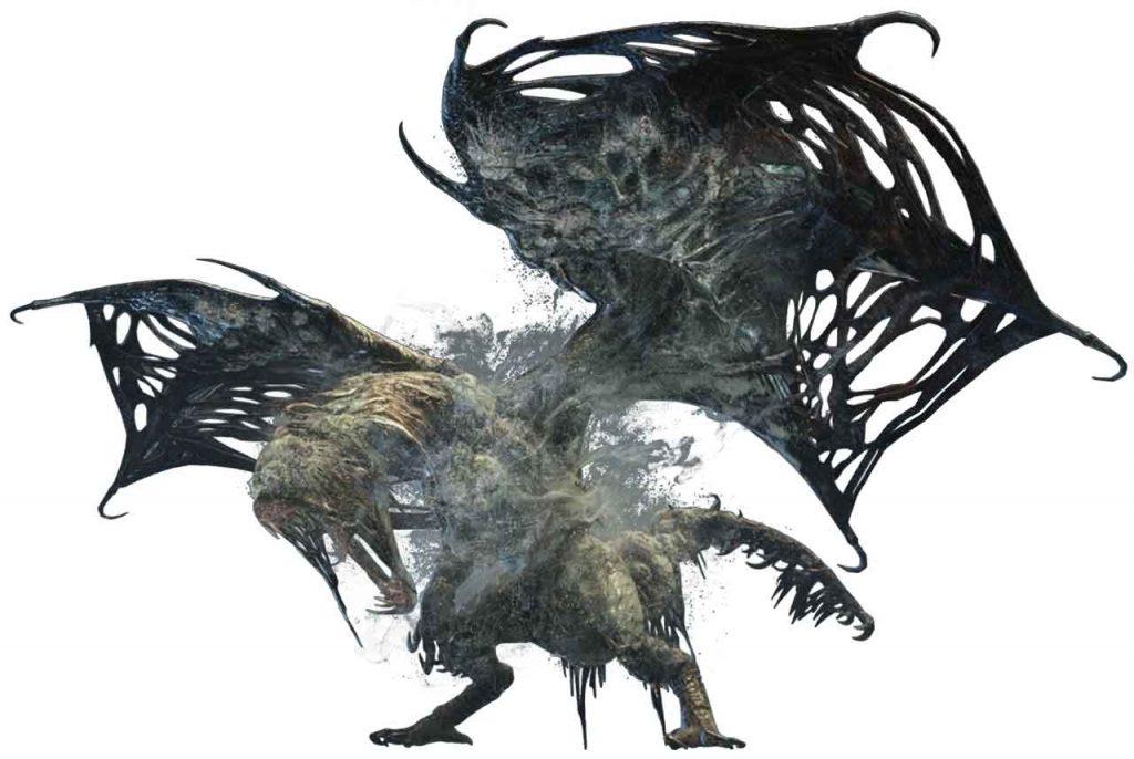 monster-hunter-world-iceborne-monstre-Vaal-Hazak-fleau
