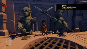 the-golden-monkey-creation-avec-logiciel-dreams-playstation