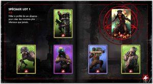 zombies-army-4-cartes-autocollants-speciaux-lot-1