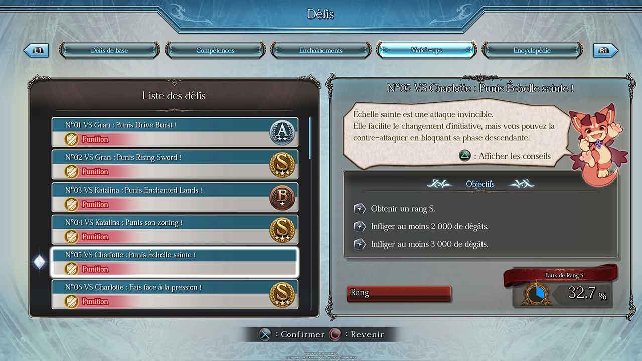 Granblue-Fantasy-Versus-liste-des-defis-mode-de-jeu