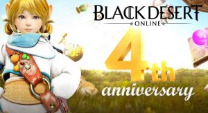 black-desert-online-anniversaire-evenement-4-ans