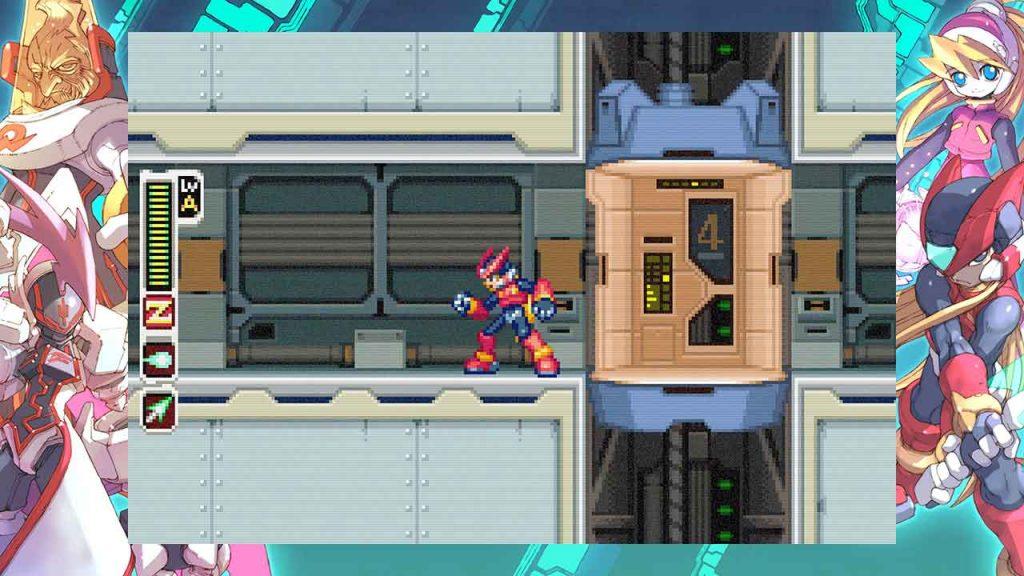 mega-man-Zero-ZX-Legacy-Collection-decor-originaux