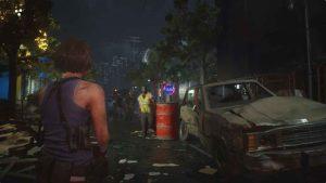 Resident-Evil-3-remake-faire-exploser-objets-environnement