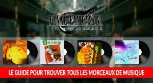 Final-Fantasy-7-Remake--le-guide-des-disques-de-musique