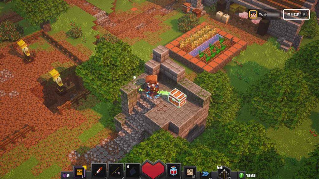 coffre-de-butin-rempli-de-gemmes-Minecraft-Dungeons