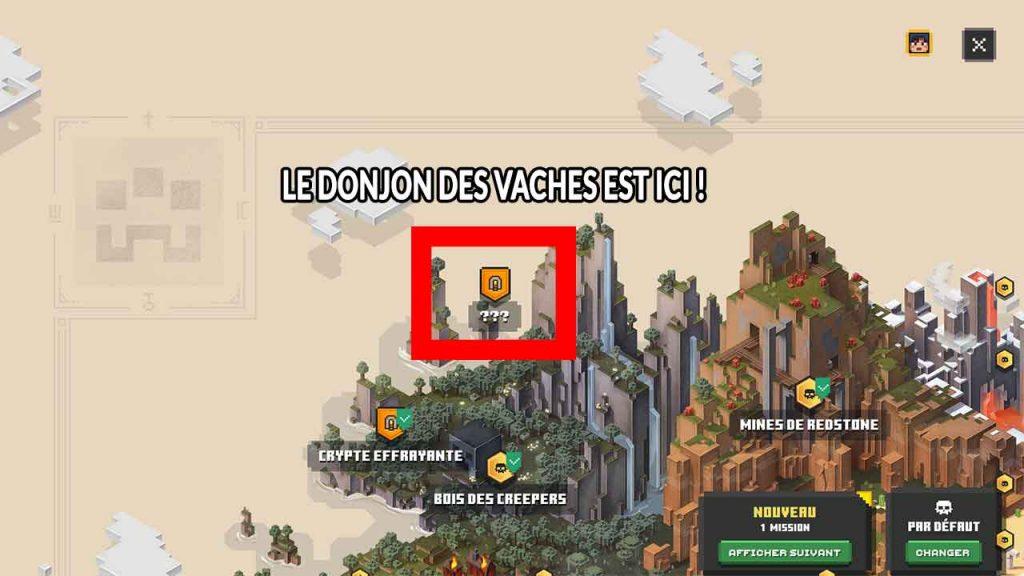 emplacement-donjon-des-vaches-carte-du-monde-minecraft-dungeons