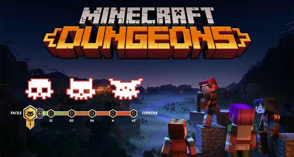 minecraft-dungeons-changer-la-difficulte-du-jeu