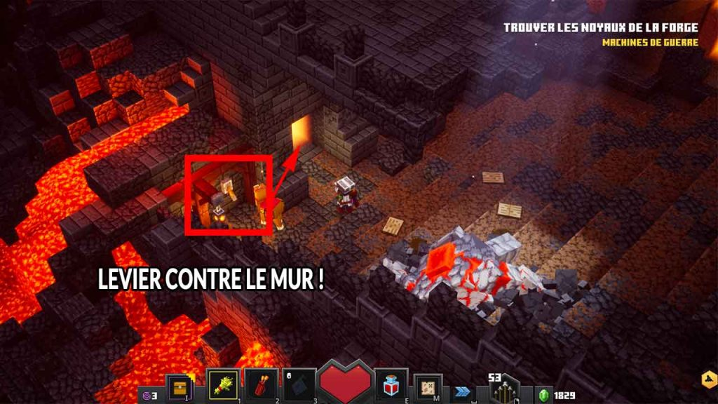 minecraft-dungeons-trouver-rune-secrete-forge-ardente
