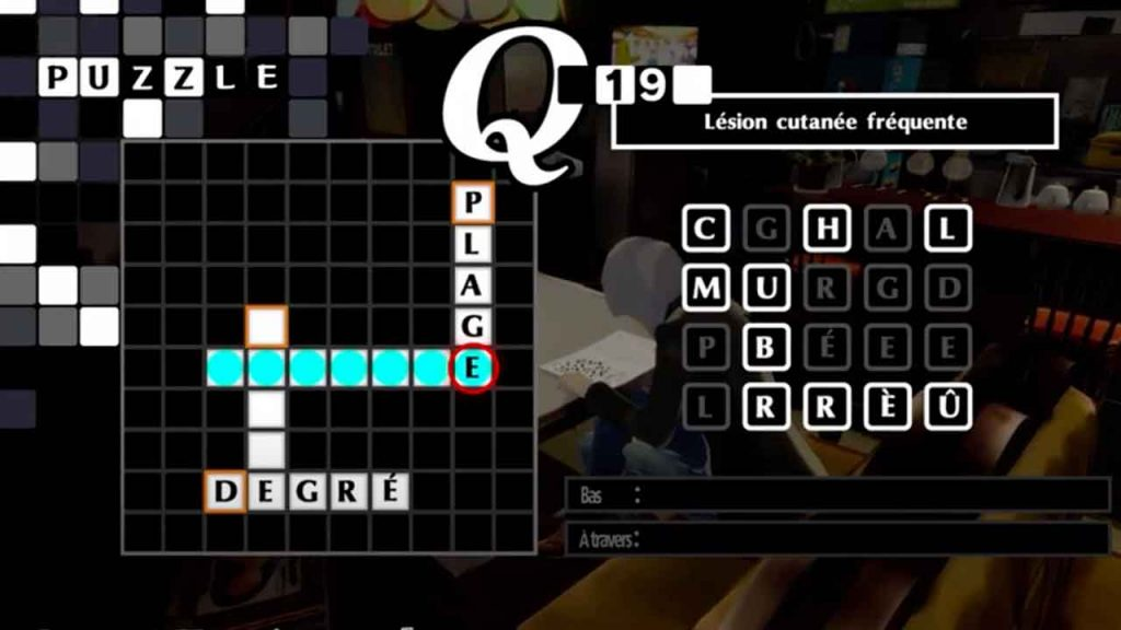 persona-5-royal-puzzle-19-solution-Lesion-cutanee-frequente