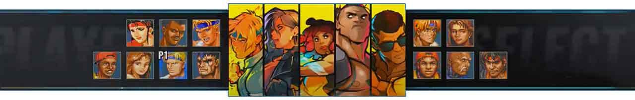 tous-les-personnages-de-Streets-of-Rage-4