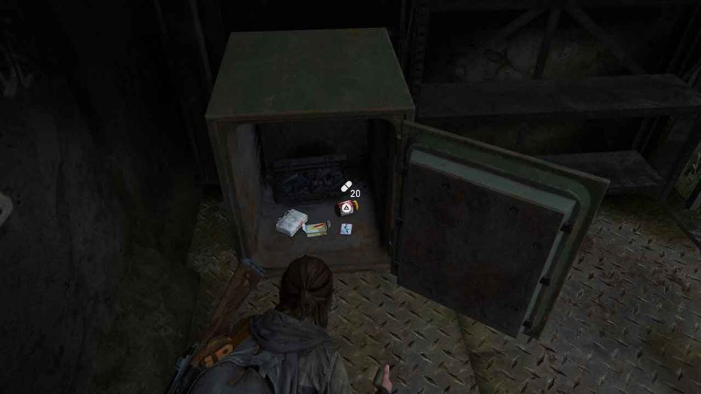 ouvrir-coffres-fort-astuce-the-last-of-us-part-2