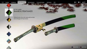 Ghost-of-Tsushima-kit-de-sabre-bambou-printanier