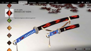 Ghost-of-Tsushima-kit-de-sabre-braises-de-yasha