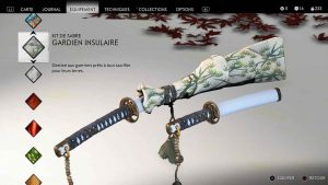 Ghost-of-Tsushima-kit-de-sabre-gardien-insulaire