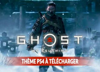 ghost-of-tsushima-theme-PS4-telechargement