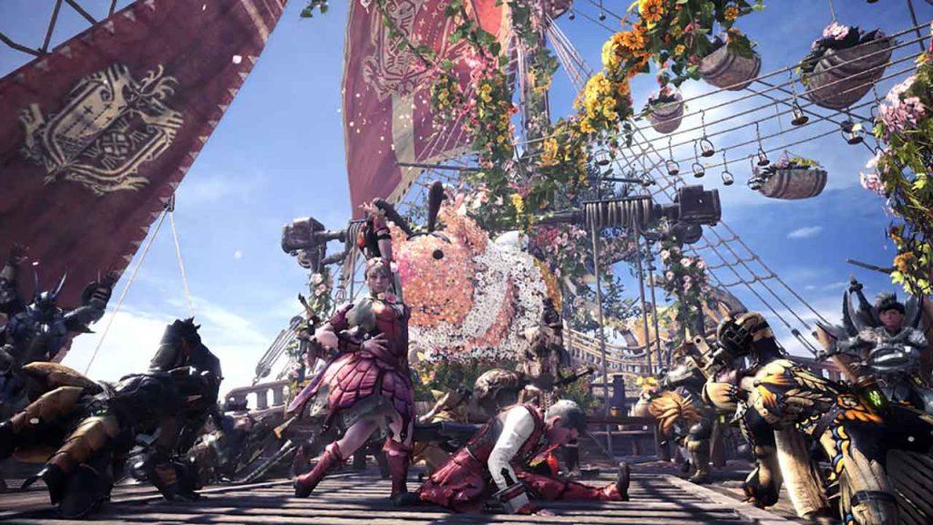 monster-hunter-world-evenement-du-festival-du-printemps