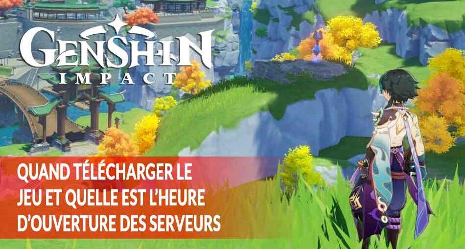 Genshin-Impact-telecharger-le-jeu-et-heure-de-lancement-des-serveurs