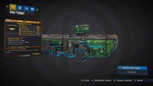 borderlands-3-arme-legendaire-DLC-4-Krieg-P-A-T-MK-III