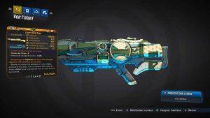 borderlands-3-arme-legendaire-DLC-4-Krieg-blind-sage