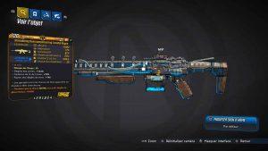 borderlands-3-arme-legendaire-DLC-4-Krieg-lovable-rogue
