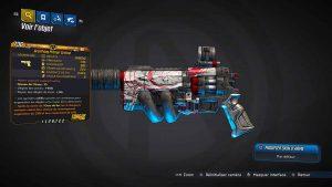 borderlands-3-arme-legendaire-DLC-4-Krieg-prompt-critical