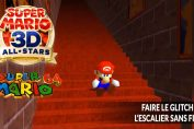 glitch-bug-escalier-sans-fin-mario-64-nintendo-switch