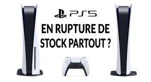 rupture-de-stock-PS5-precommande