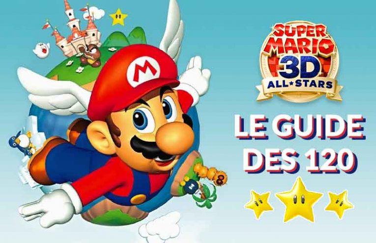 super-mario-3D-all-stars-nintendo-switch-guide-120-etoiles-mario-64