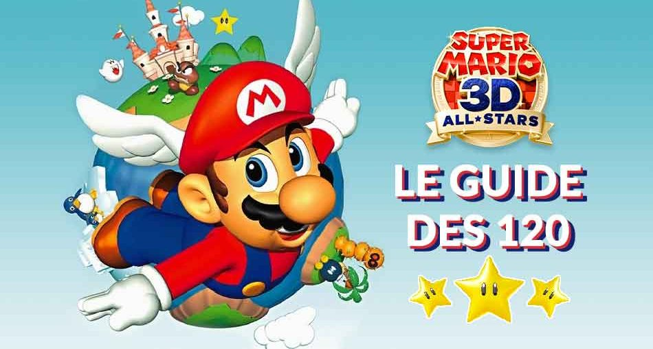 super-mario-3D-all-stars-nintendo-switch-guide-120-etoiles-mario-64