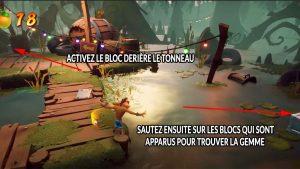 Crash-Bandicoot-4-emplacement-de-la-gemme-16-Au-Coeur-du-Bayou