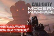 guide-tuto-teddy-bear-ours-geant-CoD-Modern-Warfare-map-station